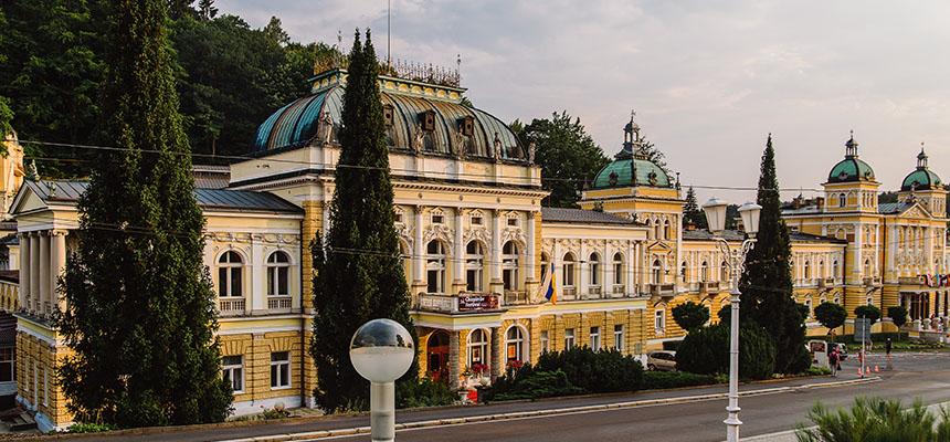 Casino UNESCO - Mariánské Lázně