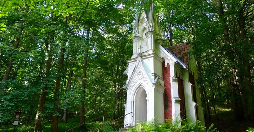 Kaplička Lásky - Mariánské Lázně