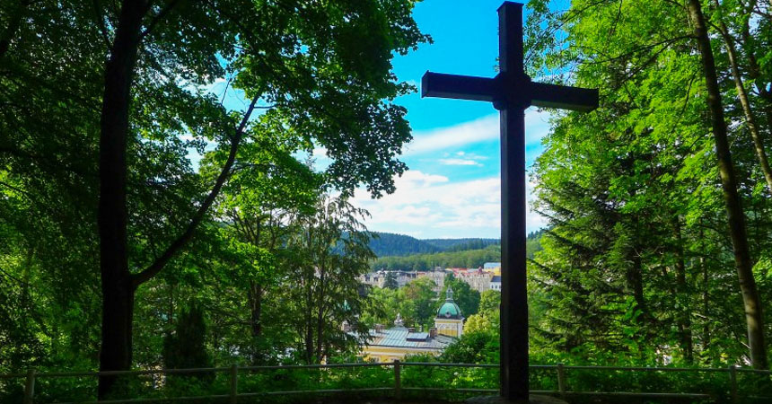 Karlův Kříž - Mariánské Lázně