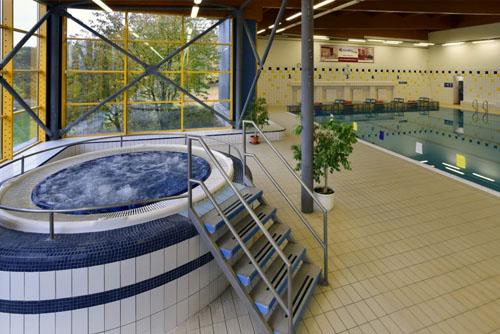 Bazény v Mariánských Lázních