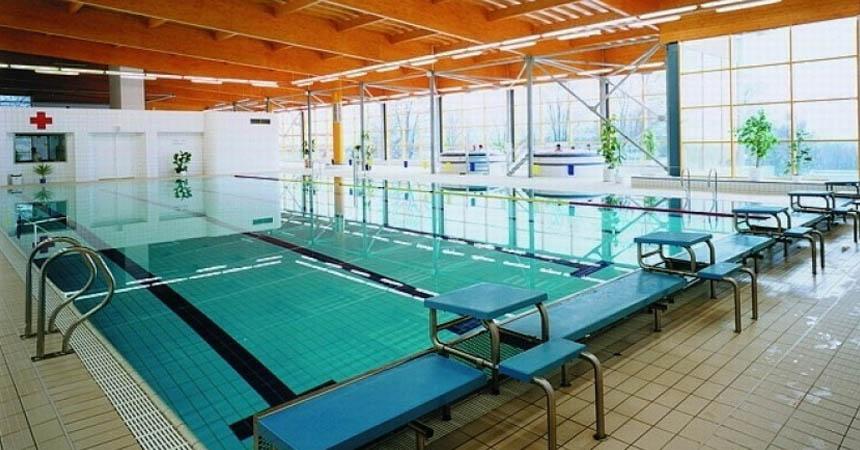 Městký bazén - Mariánské Lázně
