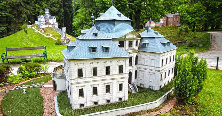 Miniaturpark Boheminium - Mariánské Lázně
