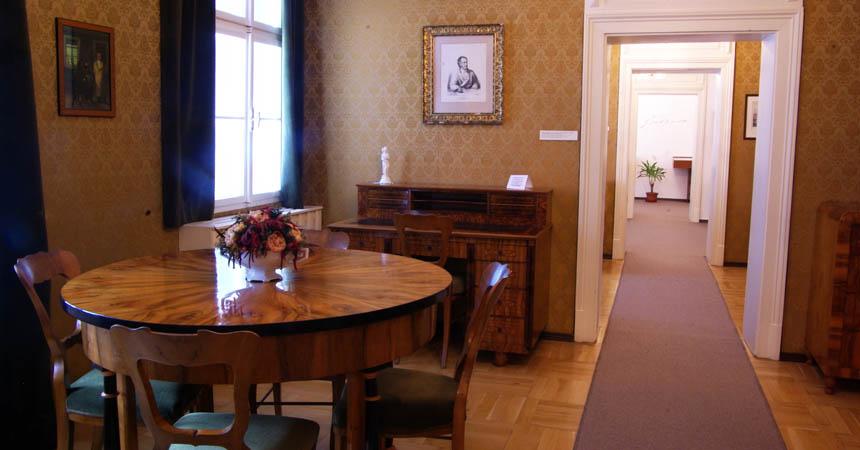 Muzeum - Mariánské Lázně