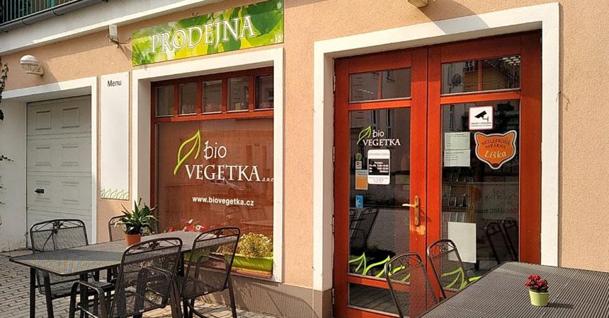 Bio Vegetka - Mariánské Lázně