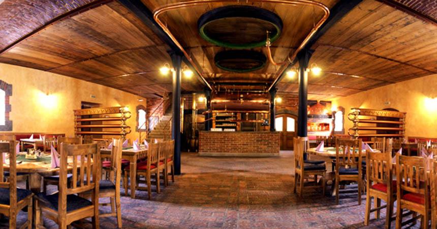 Restaurace ve Skále